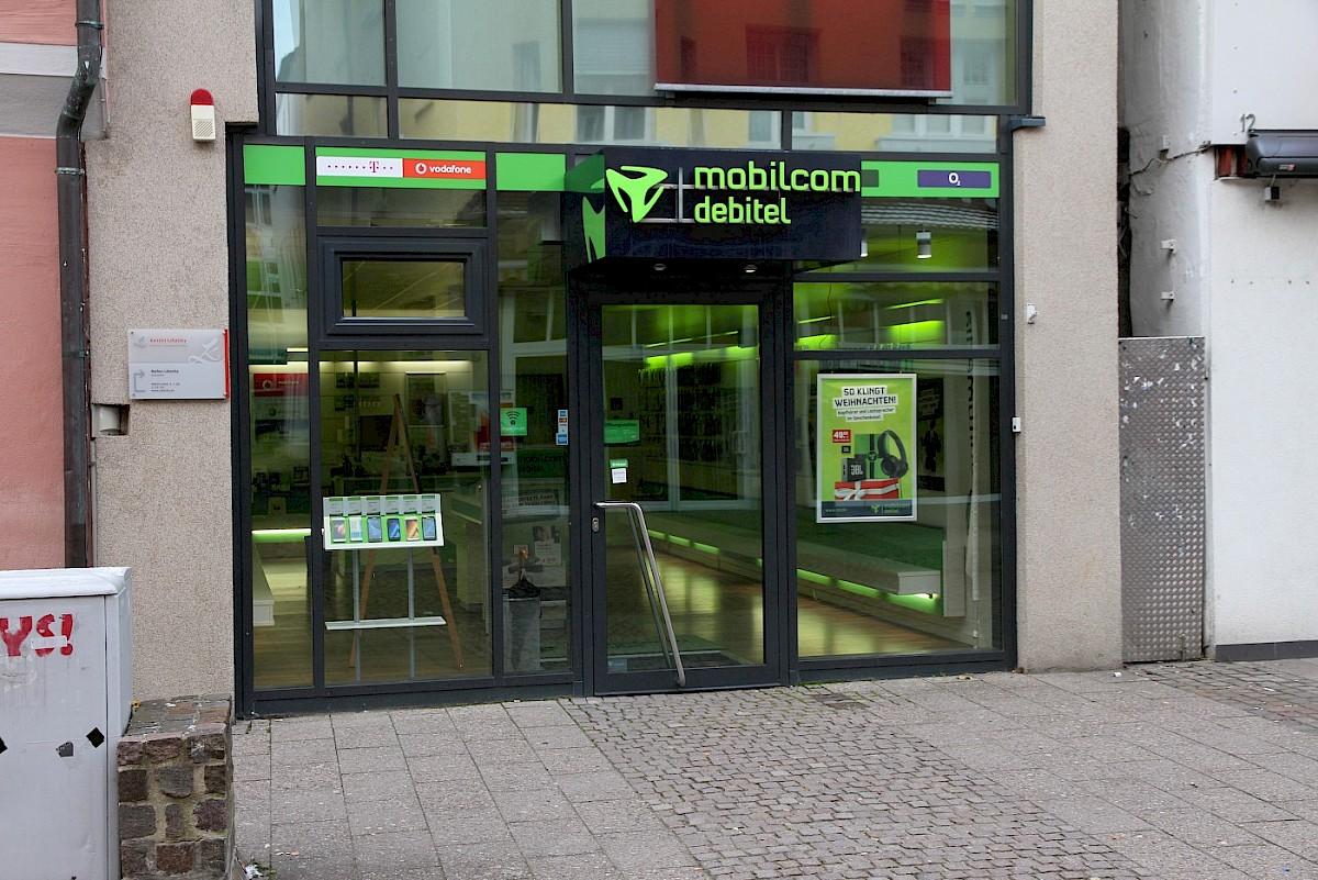 mobilcom debitel City | Heidenheim erleben