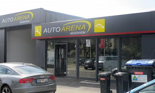 AutoArena Heidenheim Heidenheim