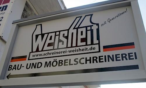 Schreinerei Weisheit Heidenheim