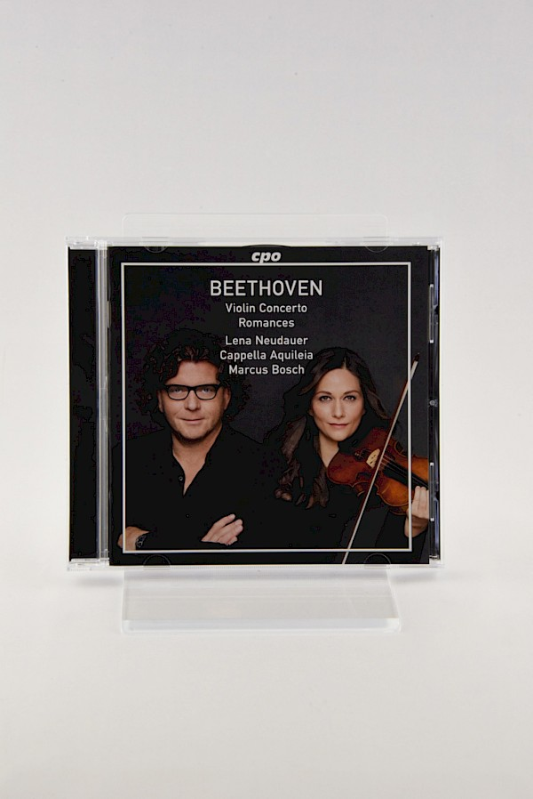 CD - Beethoven Violin Concerto Romances