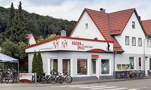 sjs bikes & parts Heidenheim